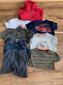 Boys clothes bundle aged 5-6
