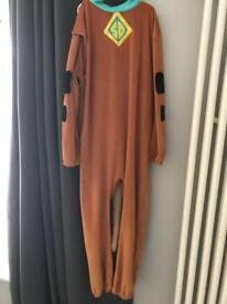 Scooby Doo dressing up outfit