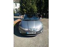 2006 Honda Civic Diesel 2.2 ctdi Panaromic Roof - £2200