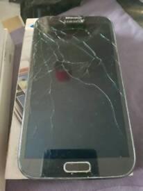 Samsung Galaxy Note 2 (Damaged)