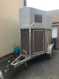 Boyer 1.5 Two Horse Trailer For Sale
