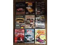 10 car dvds