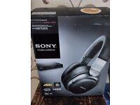 Sony HW700DS Digital Surround Wireless Headphones 9.1ch + ARC + 3xHDMI + Optical + DTS/Dolby + 4k