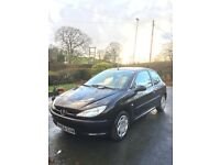 Peugeot 206 1.1 VERY LOW MILEAGE