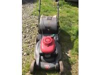 Honda 537 hrx mower