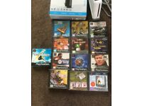 PS1 Games £15 (Various - see picture - Won't split). Wireless Modem Router £10. Wii console £10