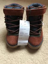 Boys next junior size 6 boots