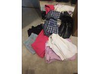 Men & woman's clothing bundle