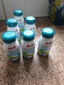 HIPP Organic ready to use formula