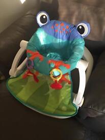 Fisher price baby seat