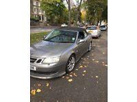 SAAB 93 FOR SALE QUICK SALE 2,300 LOW MILEAGE 70.000 2Litre petrol automatic gearbox leather seats