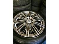 Lots of alloys .if you need any message me .all available seat ford vw allsorts 17s 16s 15s