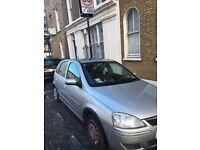 Vauxhall Corsa sliver