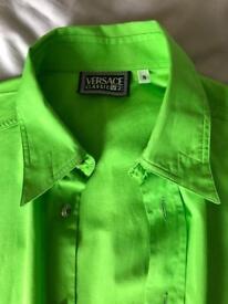 Versace original long sleeved shirt
