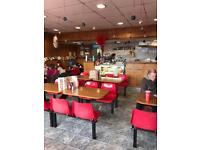 LOVLEY CAFE FOR SALE DAGENHAM