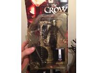 The crow figurine collectible