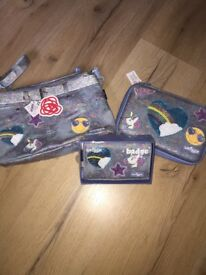 Smiggle new bag/new pencil case and new purse