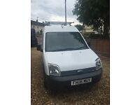 2008 ford transit connect lwb NO VAT