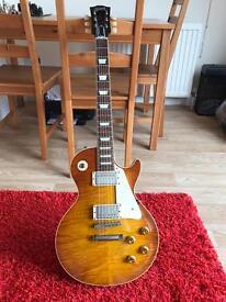"Gibson Les Paul 59 Reissue ""beauty of the Burst"""