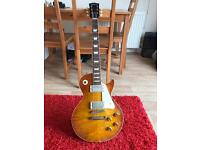 "Gibson Les Paul 59 Reissue ""beauty of the Burst"""
