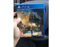 Assassins creed origins - ps4 playstation 4 £40