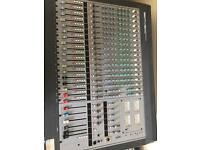 Yamaha PM1200-16, 16 channel analogue mixing desk