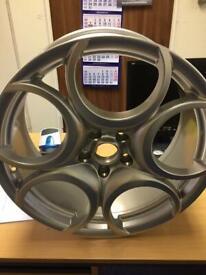 Alfa 8C Alloy Wheel