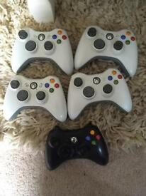 Xbox 360 controllers spares and repairs