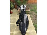 Bargain - Cleveland Golf Clubs with bag and travel bag