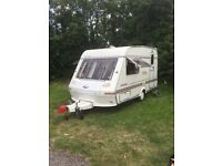 1995 ace prestige diplomont with full awning