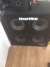Hartke 410TP Bass Cab 300 Watts