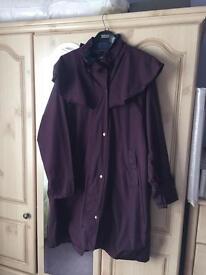 TARGET DRY 3/4 Length Ladies Coat - Waterproof & Weatherproof