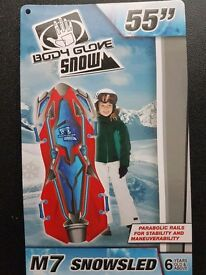 Snowboard/ snow sled