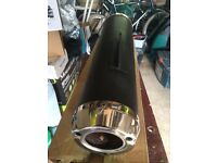 Triumph Daytona 600/ 650 Exhaust Silencer/ Can