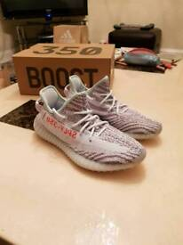 Yeezy boost blue tints size 9 authentic