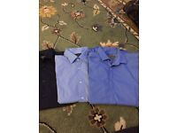Zara mens shirt size small slim fit