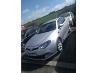 2014 MG 6 1.9 DTi-tech FULL MOT