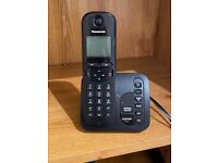 PANASONIC PHONE AND ANSWERPHONE GREAT CONDITION