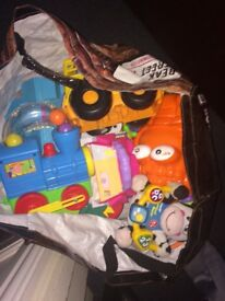 Toys bundle for kids baby sale