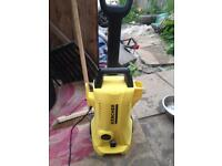 Karcher jet washer