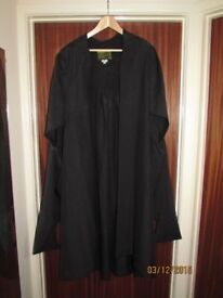 ACADEMIC GOWN in good condition