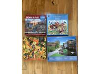 Jigsaw puzzle (18 in total)