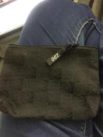 Bond Girl 007 Cosmetic Bag BRAND NEW