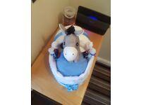 Nappy Cake - Newborn, Baby Shower, Maternity Gift