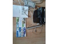 Nitendo Wii with games for sale