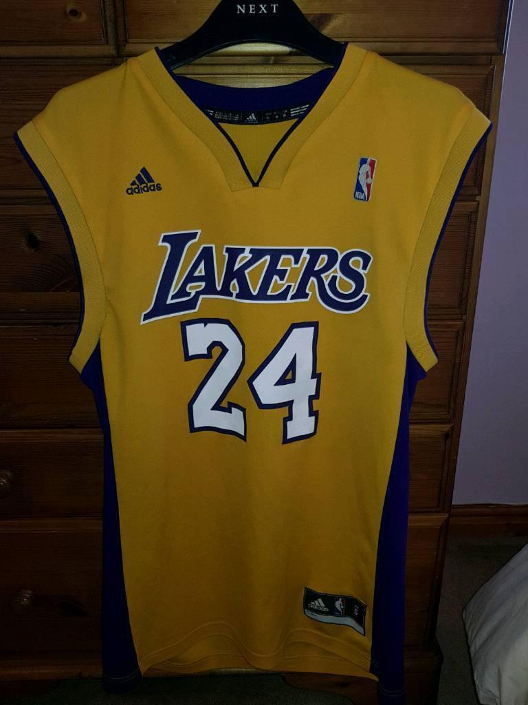 quality design 2a297 94f1b LA Lakers Basketball Vest | in Broxbourne, Hertfordshire | Gumtree