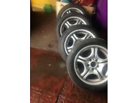 BMW MV alloys
