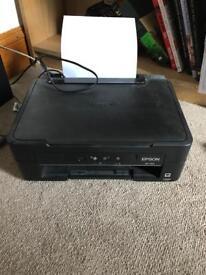 Epson XP102 printer & scanner plus inks