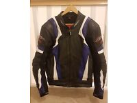 Sold pending collection: RST Leather Motorbike Jacket