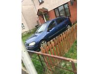 Vauxhall Astra diesel spares or repairs NO MOT starts and drives £200 Ono